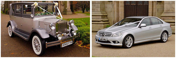 The Royal Windsor & The Mercedes